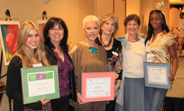 Soroptimist Live Your Dream Awards 2018 for Women (up to $16,000)