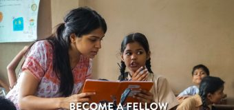 Teach For India Fellowship Program 2020-2022 (Salary of Rs. 17,500/month)