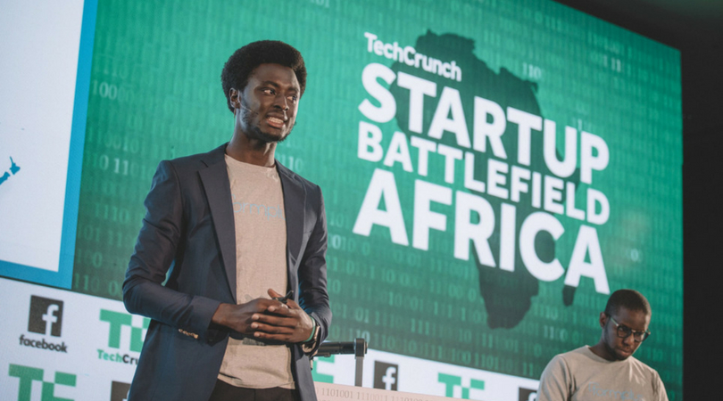 TechCrunch Startup Battlefield Africa 2018 (Win US$25,000 and a trip to San Francisco)