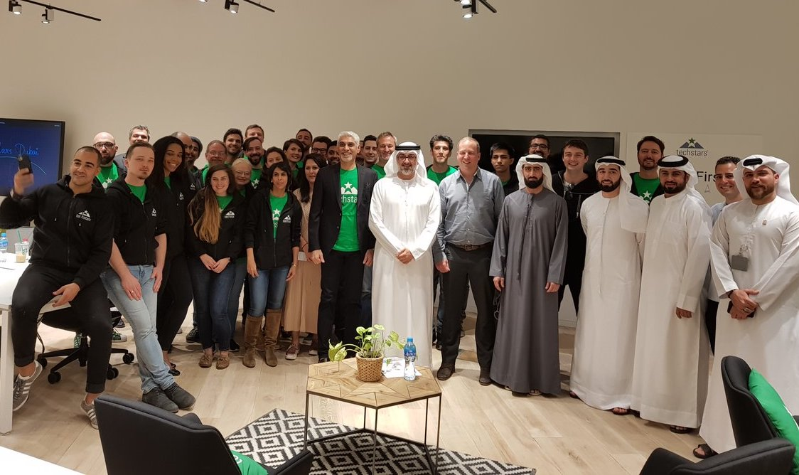 Techstars Dubai Accelerator 2018 for Entrepreneurs around the world (Fully-funded to Dubai, UAE)