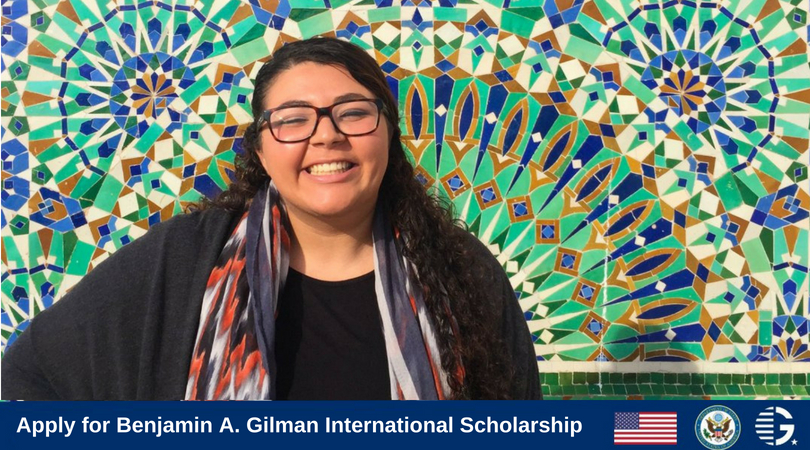 Benjamin A. Gilman International Scholarship Program 2019 for U.S. undergraduates to study or intern abroad (Up to $5,000)