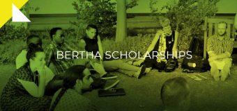 Bertha Scholarship at University of Cape Town's Graduate School of Business 2018