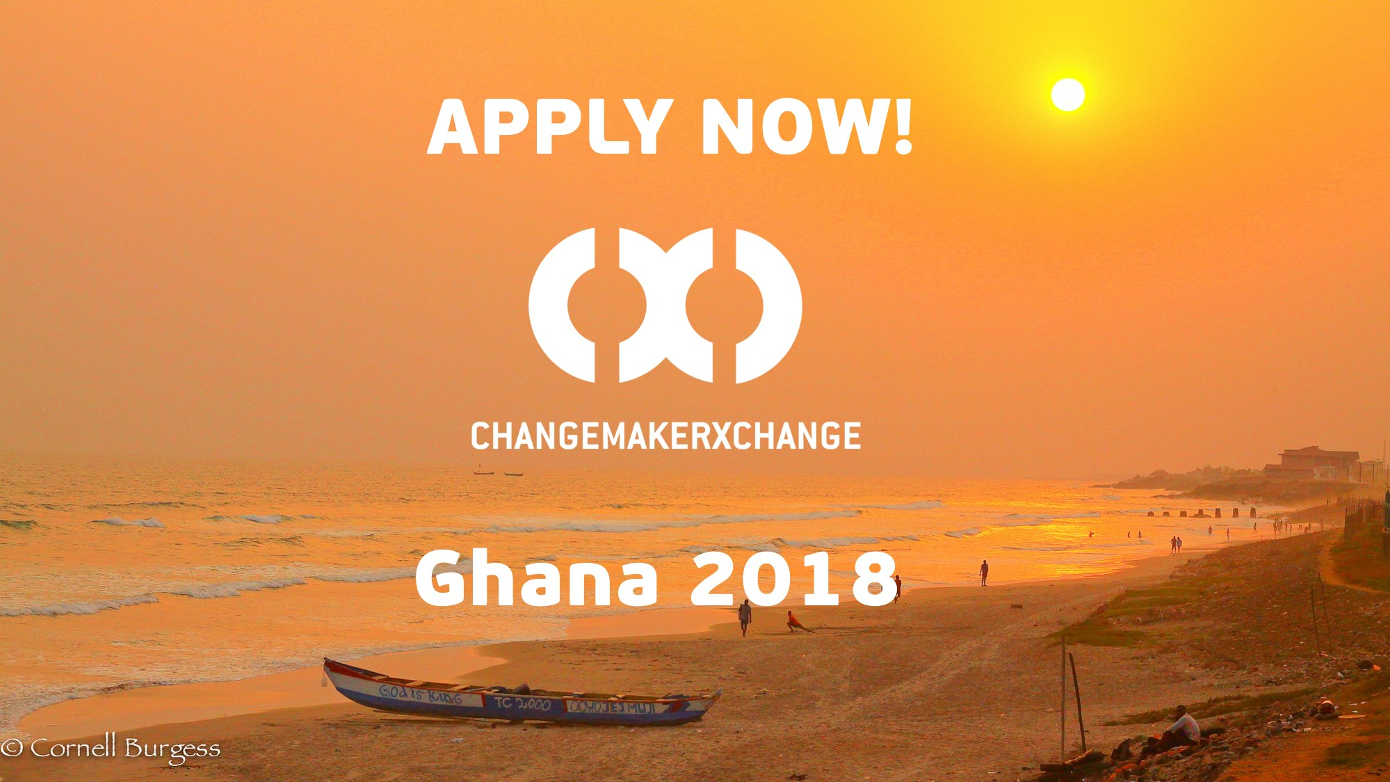 Ashoka/Robert Bosch Stiftung ChangemakerXchange Summit in West Africa 2018 (Fully-funded to Ghana)