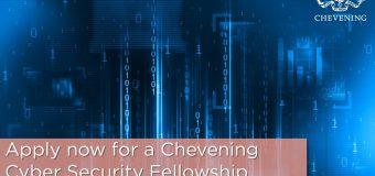 Chevening Western Balkans Cyber Security Fellowship 2019