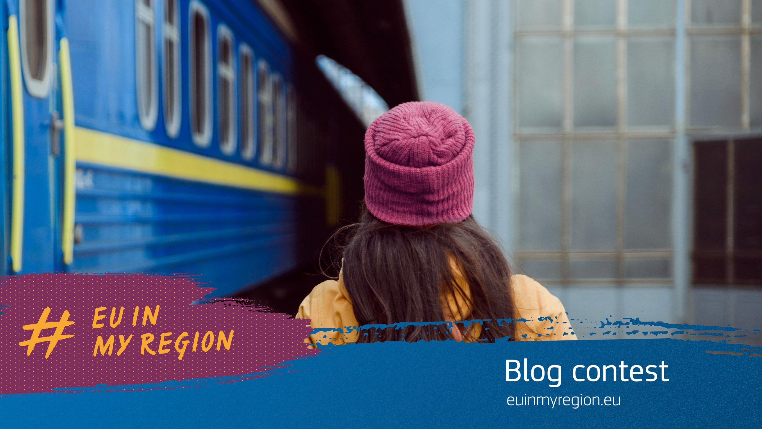 European Commission #EUinmyRegion Blog Contest 2018 (Win a funded trip to Brussels)