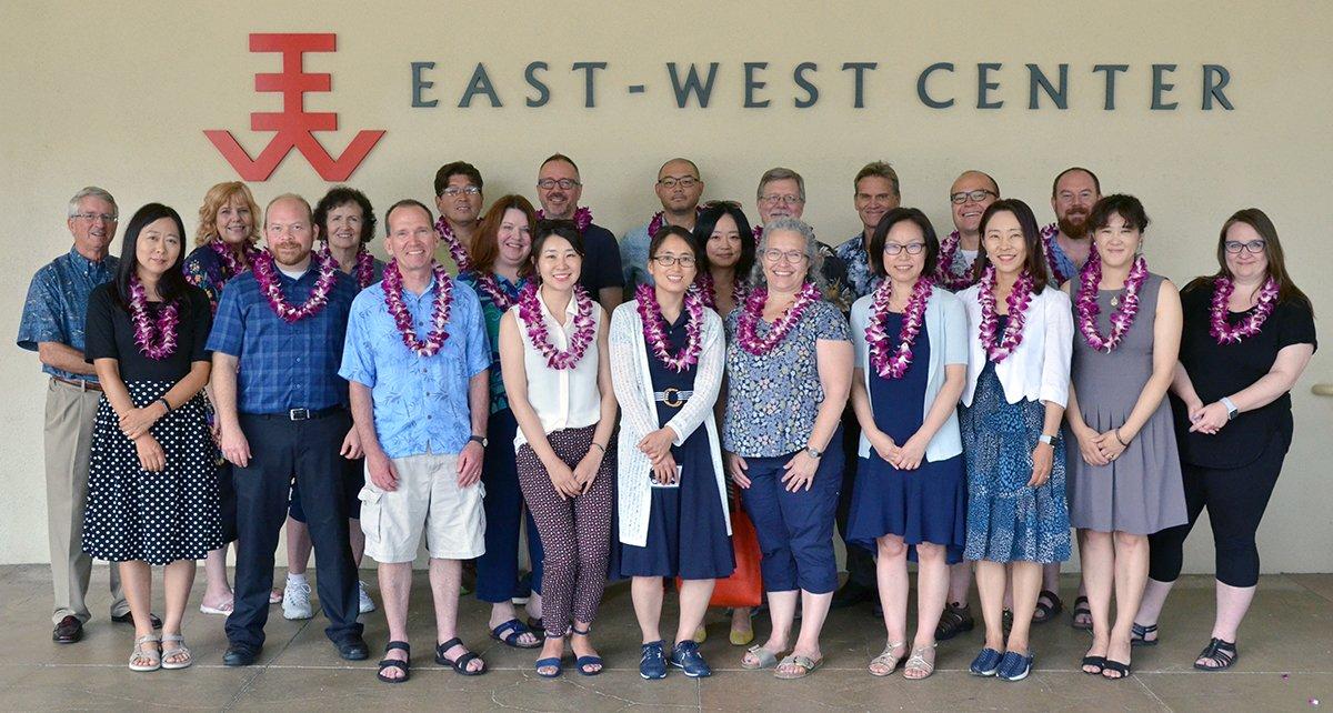 East-West Center Fall 2018 Internship Program in Washington