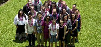 East-West Center Graduate Degree Fellowship 2019/2020 at the University of Hawai'i