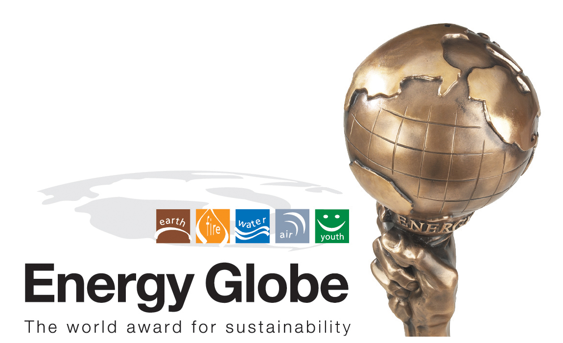 Energy Globe Award for Sustainability 2019 (10,000 Euros prize)