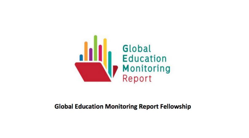 UNESCO Global Education Monitoring (GEM) Report Fellowship Programme 2018