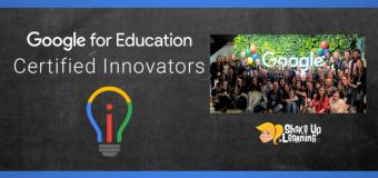 Google for Education Certified Innovator Program 2018 in Copenhagen, Denmark