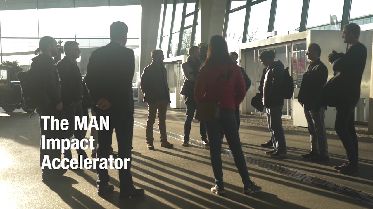MAN Impact Accelerator Program for Social Entrepreneurs 2018-2019 (up to $50,000 USD)