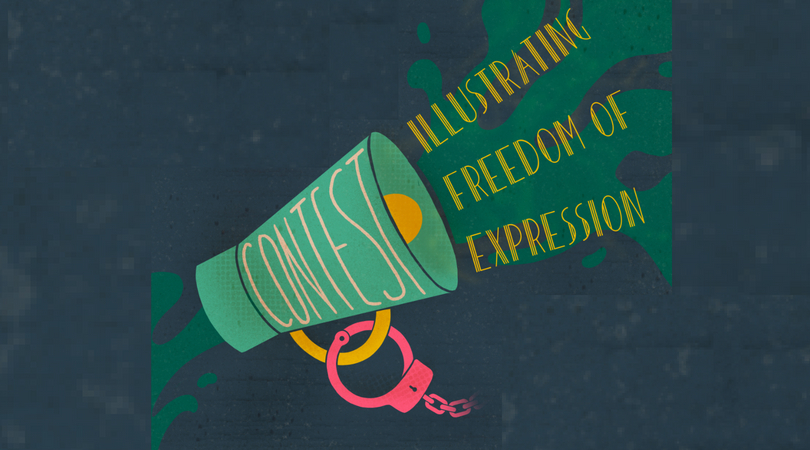 MLDI Illustrating Freedom of Expression Competition 2018