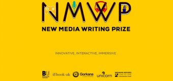New Media Writing Prize 2018 – International Award for Innovative Writers