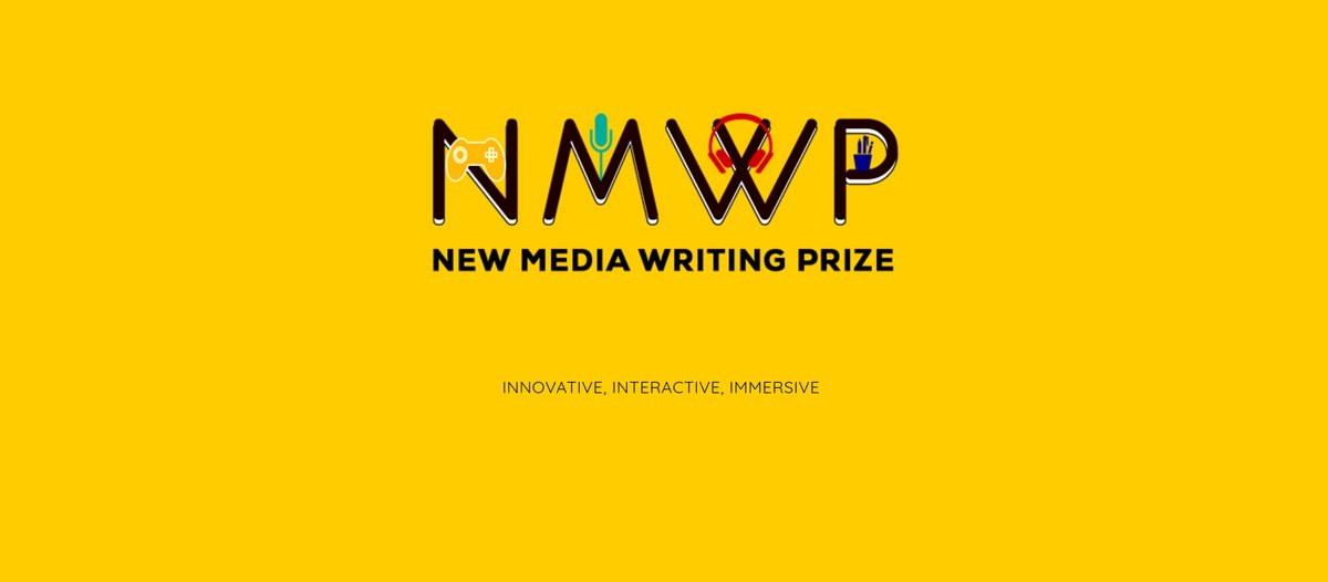 Bournemouth University/if:book UK New Media Writing Prize 2018