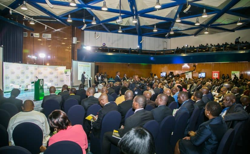 Nigerian Economic Summit Group Pitching Event for Startups 2018