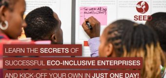 SEED Replicator Connect Workshop 2018 for Eco-inclusive Enterprise in Malawi
