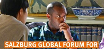 Salzburg Global Forum for Young Cultural Innovators 2018 (Scholarships Available)