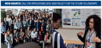 Schlumberger Foundation Faculty for the Future Fellowship 2020-2021 Grants for Women in Science (Funded)