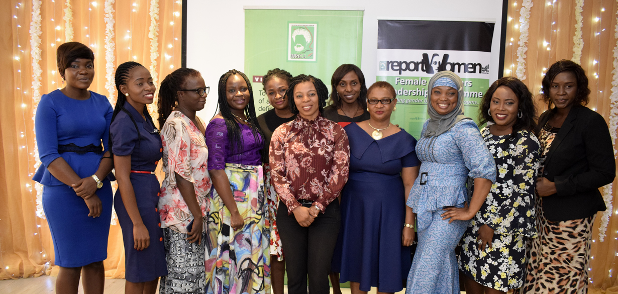 Wole Soyinka Centre for Investigative Journalism (WSCIJ) Female Journalists Leadership Fellowship 2018