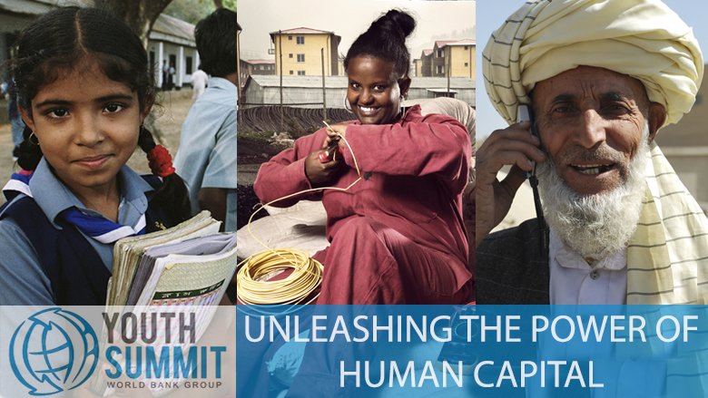 World Bank Youth Summit 2018 Competition for Young Social Entrepreneurs (Fully-funded to Pitch in Washington DC)