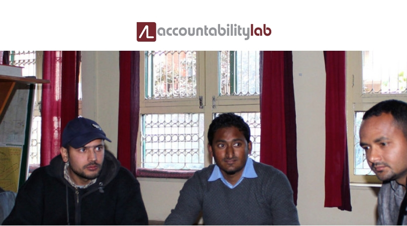 Accountability Incubator Lab Program 2019 for Young Leaders from Nepal, Pakistan and Liberia (Fully-funded)