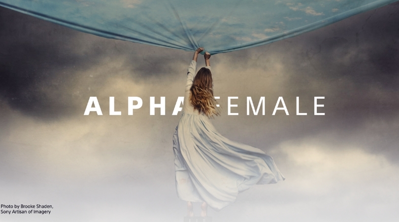 Alpha Female Creator-in-Residence Program 2018 for US and Canada based Creators