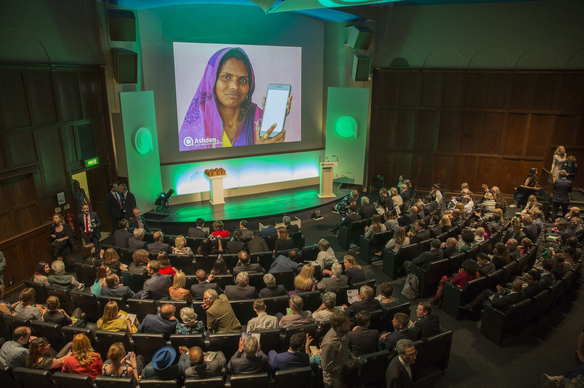 International Ashden Awards 2019 for Sustainable Energy Leaders (Win up to £20,000 and a trip to London)