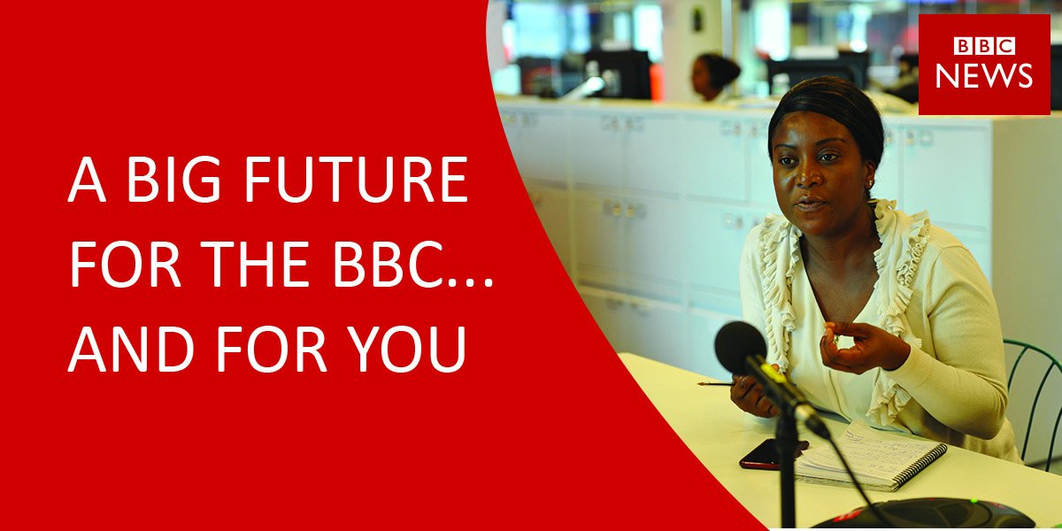 BBC Africa Journalism Trainee Program 2018 in Nairobi, Kenya