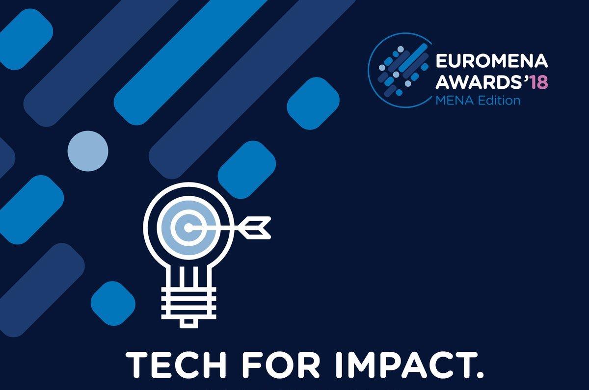 Euromena Awards for Tech Startups in the MENA Region 2018