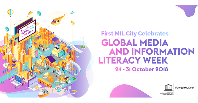 Nominations Open: UNESCO-supported GAPMIL Global Media and Information Literacy Awards 2018