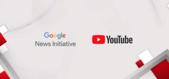 Google News Initiative (GNI) YouTube Innovation Funding 2018 for News Organizations (Up to $250,000)