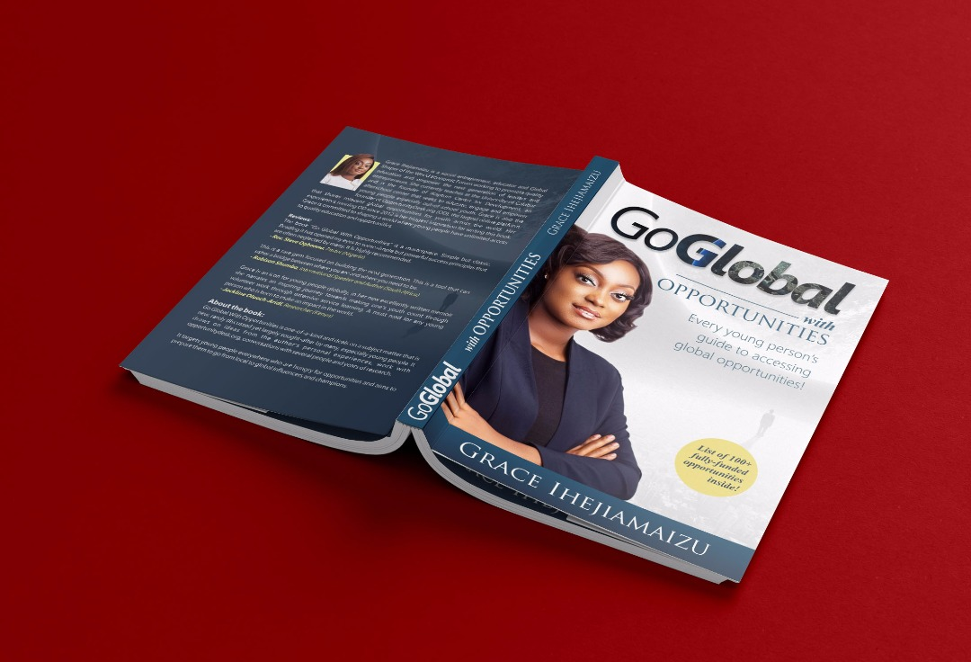 Go Global with Opportunities by Grace Ihejiamaizu – Preorder your Book now!