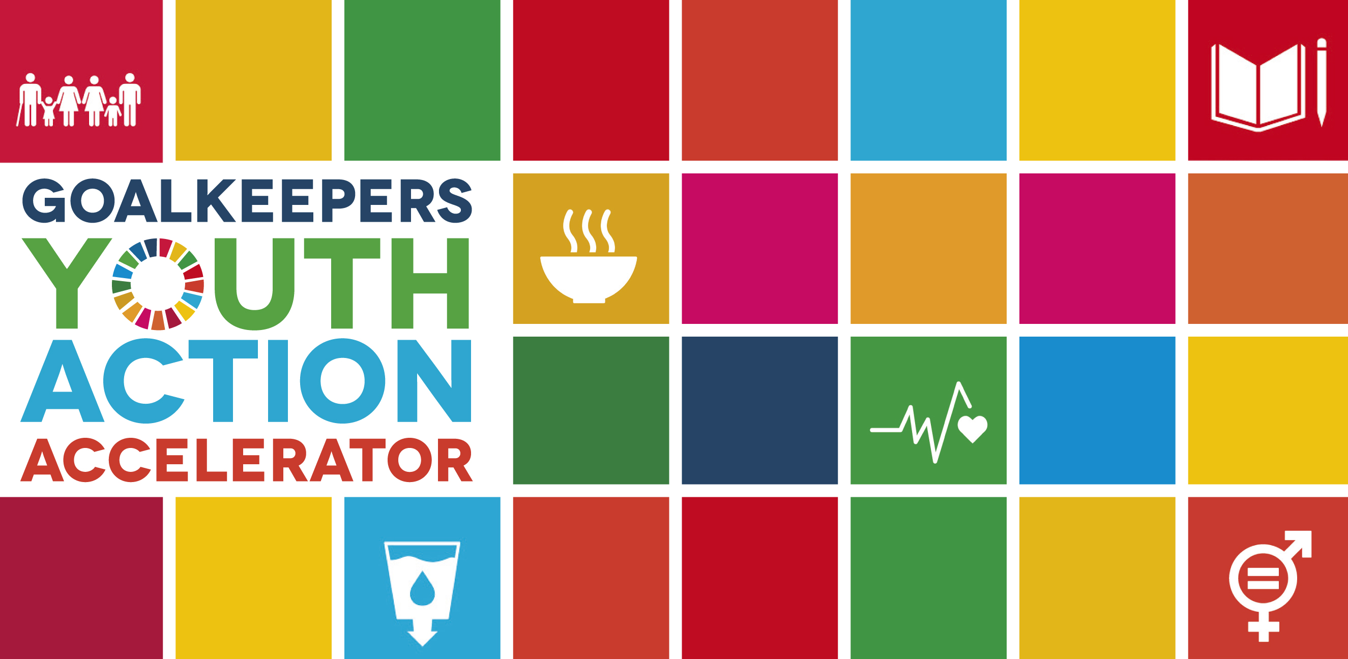 Apply for the GoalKeepers Youth Action Accelerator 2019 (Up to $30,000 in support)