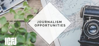 ICFJ Global Health Reporting Contest 2018 (Win cash prizes and a 12-day tour)