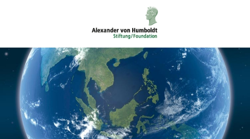 Alexander von Humboldt Foundation International Climate Protection Fellowship 2019 for Young Climate Experts