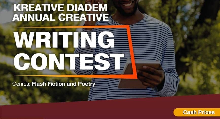 Kreative Diadem Annual Creative Writing Contest 2018 for Nigerians