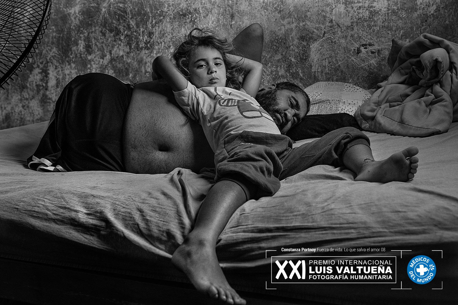 Luis Valtueña International Humanitarian Photography Award 2018 (up to 6,000 Euros)
