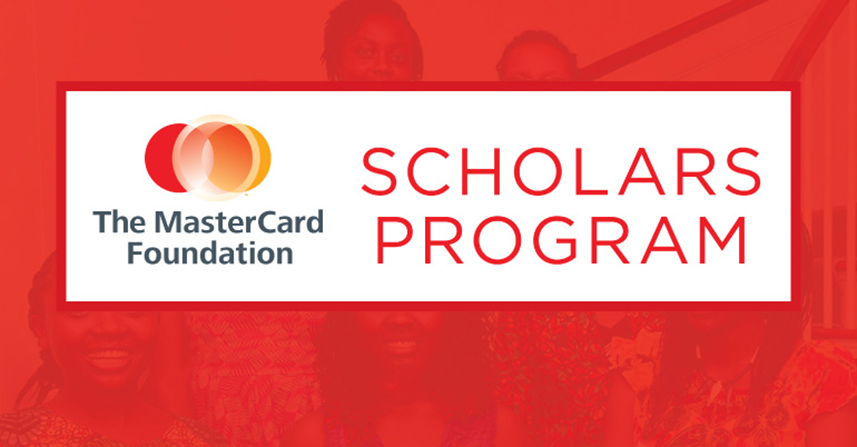 Mastercard Foundation Scholars Program at McGill University 2019-2020 (Fully-funded)