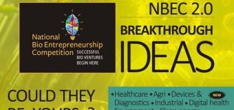 National Bio Entrepreneurship Competition 2018 for Indian Entrepreneurs and and Start-ups (Up to $200,000)
