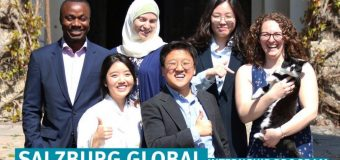 Salzburg Global Seminar Internship Programs 2018/19 in Austria and Washington DC (Funded)