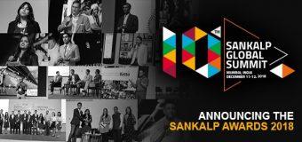 Sankalp Awards 2018 for Social Enterprises in India