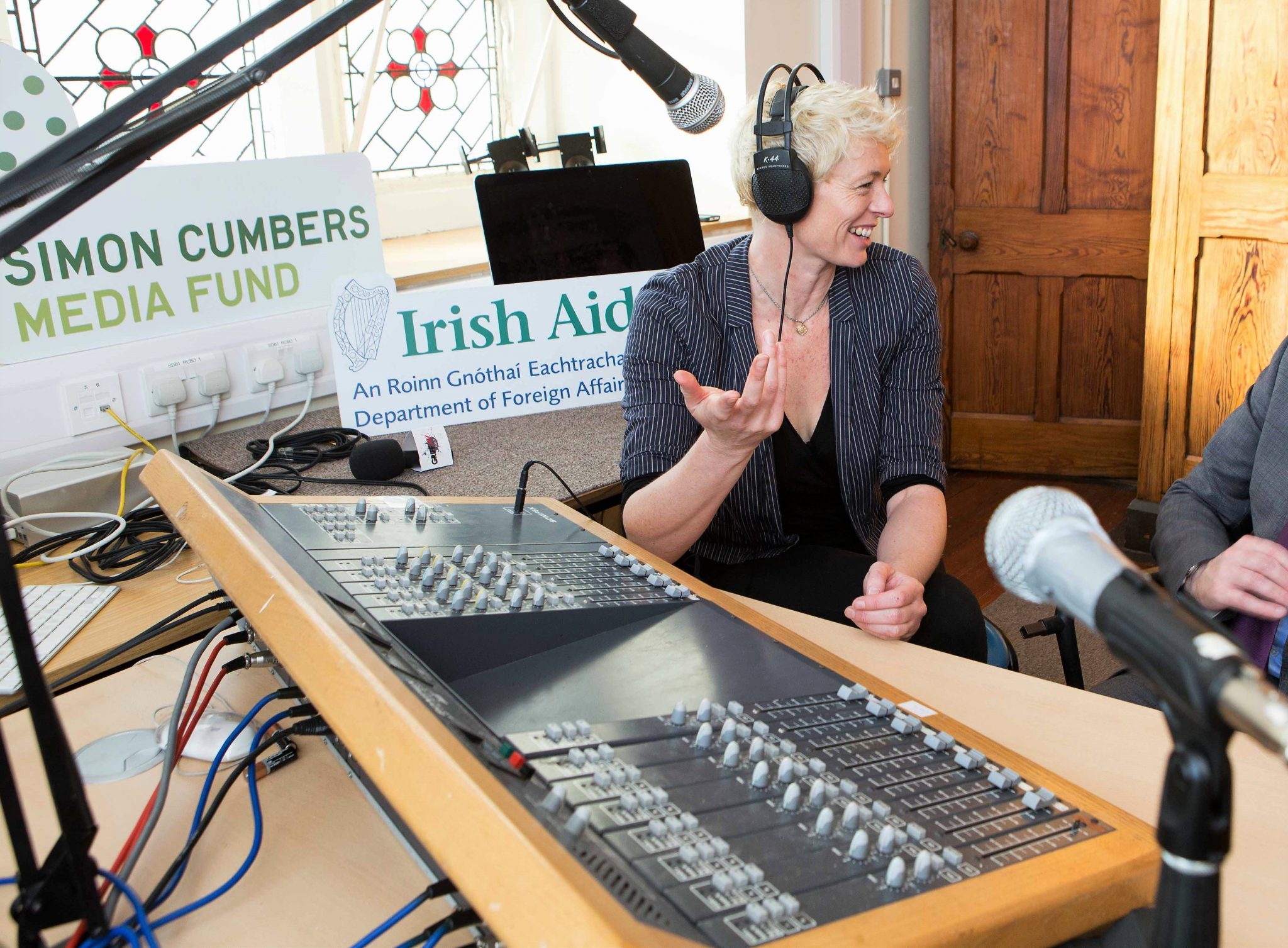 Simon Cumbers Media Fund for Irish Media Professionals 2018 (Winter Round)