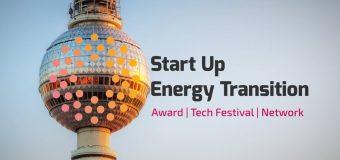 Start Up Energy Transition Award 2019 (Up to 10,000 Euros)