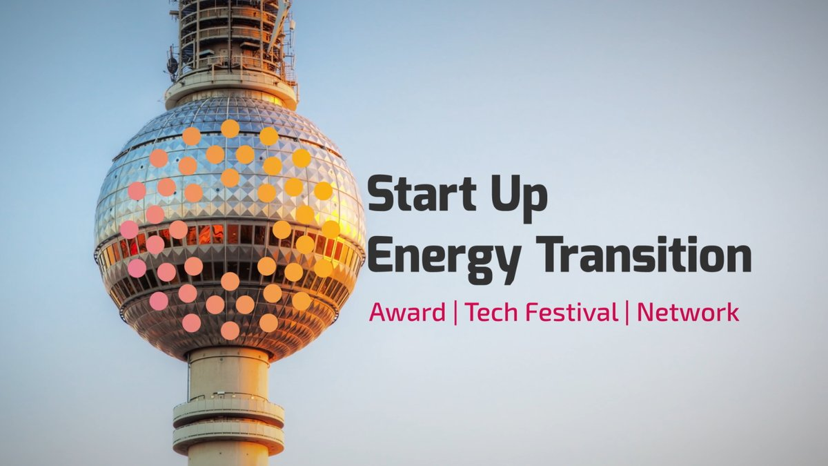 Start Up Energy Transition Award 2019 (Up to 10,000 Euros)