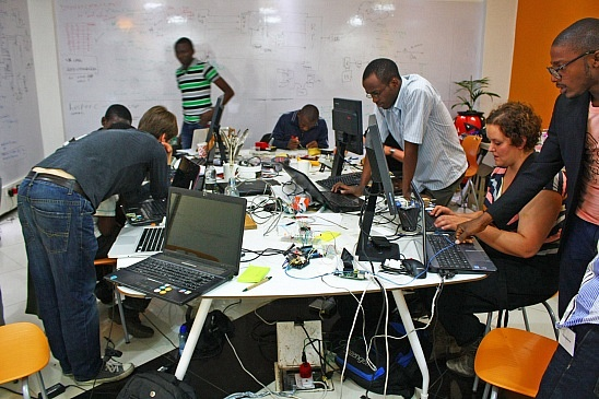 TWIGA Hackathon for Environmental Sensors and IoT for Climate Services 2018 in Kumasi, Ghana (up to €3,000 prize)