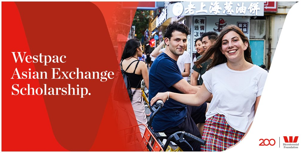 Westpac Asian Exchange Scholarships 2019 for Australians to Study in Asia