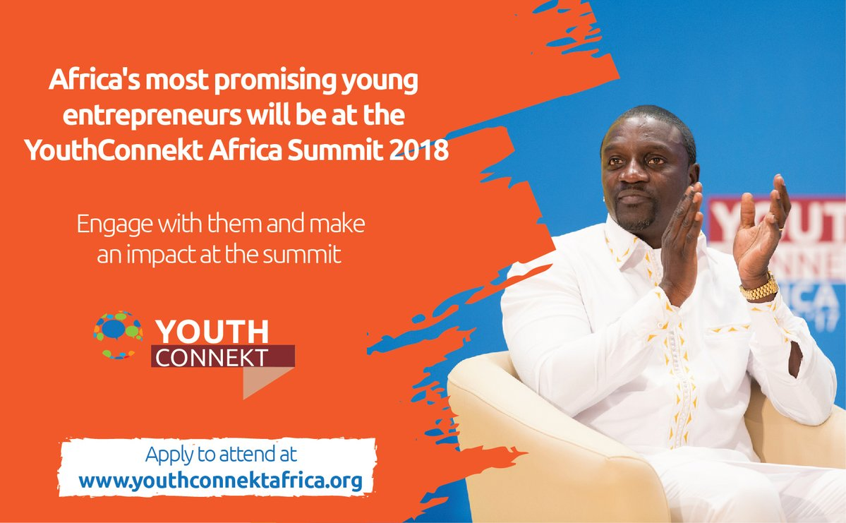 UNDP Rwanda YouthConnekt Africa Awards for African Innovators 2018 (Up to 20,000)