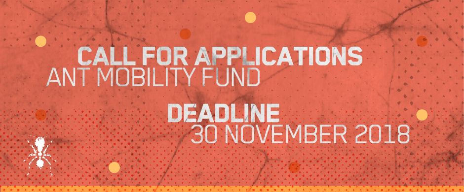 ANT Mobility Fund for Individual Artists/Arts Professionals 2019 (Up to USD $3,000)