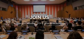 Call for Global Peace Ambassadors and Peace Partners 2018 on UN SDG16 (Fully Funded Peace Summits in all Continents)