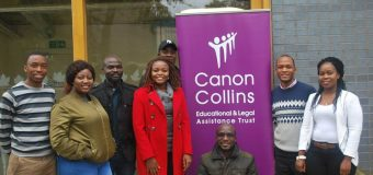 Canon Collins Trust/University of London Masters of Law Scholarship 2019